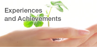 Experiences and Achievements